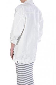Куртка JODI MILLS AROA Denim Біла
