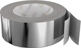 Стрічка герметизувальна Masterplast Isoflex Tape металізована, 50 мм (IG2255)