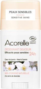 Дезодорант гелевый Acorelle органический Нежный жасмин 45 г (3700343040875)