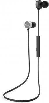 Навушники Philips UpBeat TAUN102 Wireless Mic Black (TAUN102BK/00)