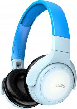 Навушники Philips Kids TAKH402 Over-Ear Wireless Blue (TAKH402BL/00)