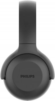 Навушники Philips UpBeat TAUH202 Over-Ear Wireless Mic Black (TAUH202BK/00)