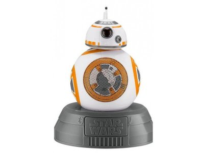 Портативна акустична система eKids iHome Disney Star Wars BB-8 (LI-B67B8.FMV7)