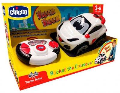 Машинка на радіокеруванні Chicco Rocket the Crossover (09729.00)