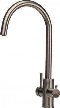 Кухонний змішувач з під'єднанням до фільтра GLOBUS LUX Alpen SUS-0333-1