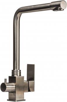 Кухонний змішувач з під'єднанням до фільтра GLOBUS LUX Alpen SUS-0110-1