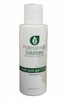 Фруктовая кислота 7,5% + Койевая кислота Professional Solutions 120 мл