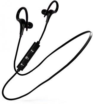 Наушники Crown CMBE-505 Bluetooth Black