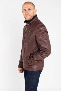 Куртка Umberto pellone S-154 Коричнева 392700