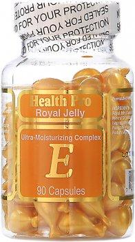Ультра-увлажняющий комплекс Nu-Health с маточным молочком и витамином Е для лица и шеи 650 мг (741360390645)