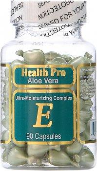 Ультра-увлажняющий комплекс Nu-Health с алоэ вера и витамином Е для лица и шеи 650 мг (741360390652)