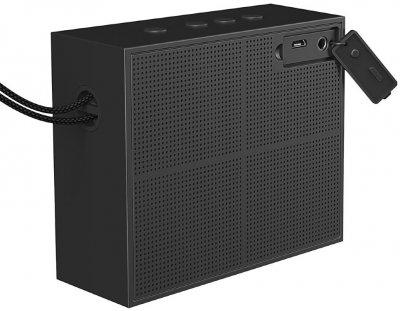 Портативна колонка Baseus Encok Music-cube Wireless Speaker E05 Black