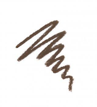 Стійкий пудровий олівець для брів Luxvisage тон 102 Русий шатен (4811329018401)