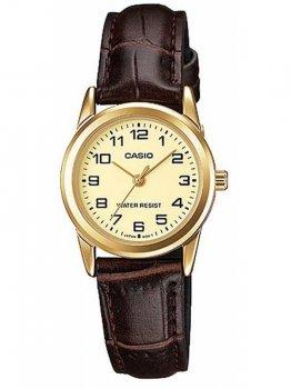 Жіночі наручні годинники Casio LTP-V001GL-9BUDF