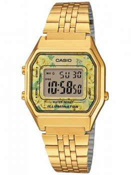 Жіночі наручні годинники Casio LA680WEGA-9CEF