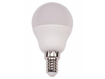 Світлодіодна лампа Luxel G45 7W 220V E24 (051-N 7W) 520 Lm