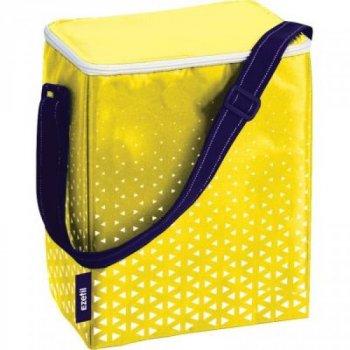 Термосумка, сумка-холодильник на 5 л для продуктів Ezetil (4020716804460YELLOW) Жовтий