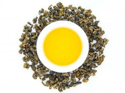 Чай китайский Teahouse Молочный улун Тайвань крупнолистовой,100гр