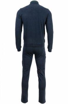 Чоловічий спортивний костюм Bugatti Темно-сірий 8752 45190/390