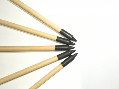 """Стріла дерев'яна ВТ Basic, 4"""", 53D490"""