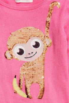 Джемпер H&M 0549390003 Рожевий