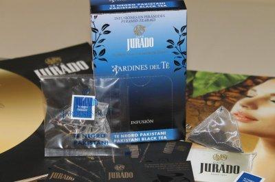 Чай JURADO Пакистанский со специями