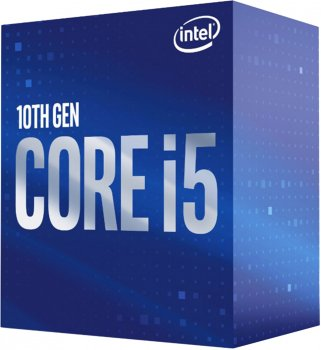 Процесор Intel Core i5-10600K 4.1 GHz / 12 MB (BX8070110600K) s1200 BOX