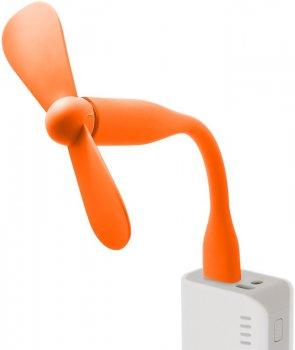 Вентилятор-портативний Nomi Fan USB Помаранчевий (319847)