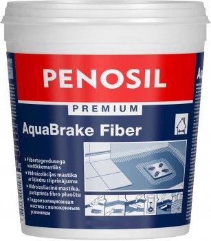 Мастика гідроізоляційна Penosil Premium AquaBrake Fiber 1.3 кг (Y0026)