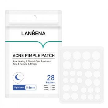 Патчі від прищів LANBENA Acne Pimple Patch 28 шт