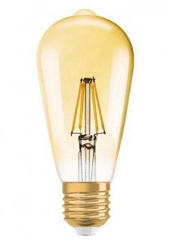 Лампа LED OSRAM Edison Dim E27 6W 2400K (11803323)