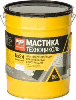 Мастика Технониколь №24 (МГТН), 20 кг (7465110)