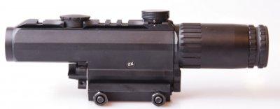 Приціл оптичний SHAN 1-4x14;