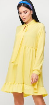 Плаття Karree Леслі P1796M5690 Жовте