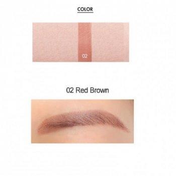 Косметика для брів Tony Moly 7days Perfect Tattoo Eyebrow Red Brown (EE00538)