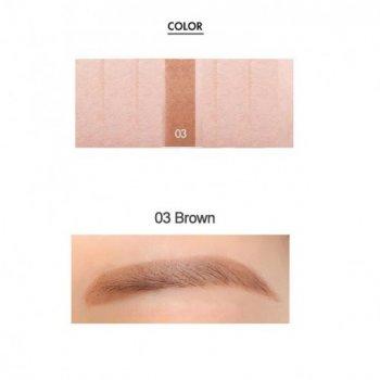 Косметика для брів Tony Moly 7days Perfect Tattoo Eyebrow Brown (EE00536)