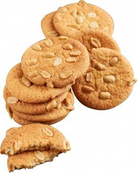 Печенье BISCOTTI Американское с арахисом 1.3 кг (4820180812615)