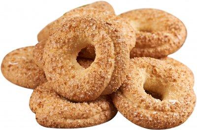 Печенье BISCOTTI Кокоша 1.6 кг (4820180811625)