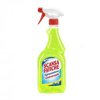 Универсальное чистящее средство Scansafatiche Лимон 750 мл