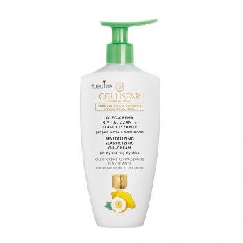 Масло для тела Collistar Special Perfect Body Revitalizing Elasticizing Oil-Cream 400ml (8015150253185)