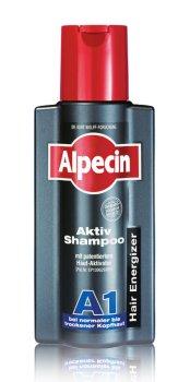 Шампунь для нормальной и сухой кожи головы Alpecin A1 Active Shampoo 250 мл (4008666211019)