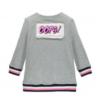 Кардиган для дівчинки Brums 183BGFC008 сірий