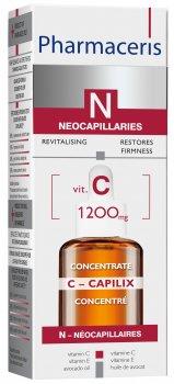 Ночная сыворотка для лица Pharmaceris N Capilix с витамином С 30 мл (5900717150614)
