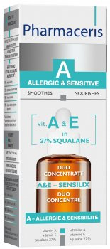 Ночная сыворотка для лица Pharmaceris A E-Sensilix с витаминами А и Е 30 мл (5900717160019)