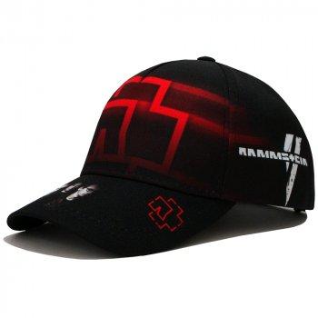 Бейсболка AMG Rammstein R&B XL 0321