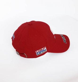 Автомобильная кепка Хонда Sport Line 3690 57-60 цвет красный