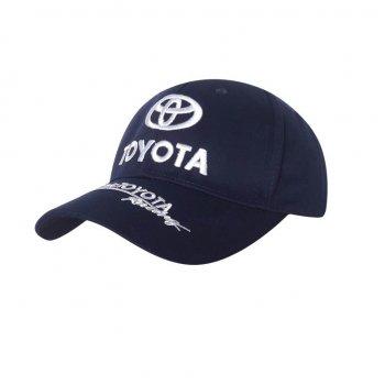 Кепка с логотипом Toyota Sport Line 5018 57-60 цвет синий
