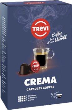 Кава в капсулах Trevi Crema Nespresso 5.5 г х 20 шт. (4820140051962)