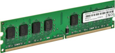 Оперативна пам'ять Exceleram DDR2-800 2048MB PC2-6400 (E20101A)