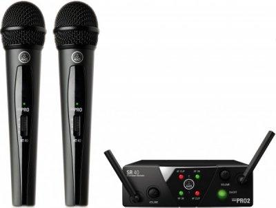 Мікрофон AKG WMS40 Mini2 Vocal Set BD ISM2/3 (WMS40 Mini2 Vocal Set BD ISM2/3)